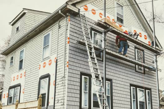 Vinyl Siding Contractor in Forest Hills NY