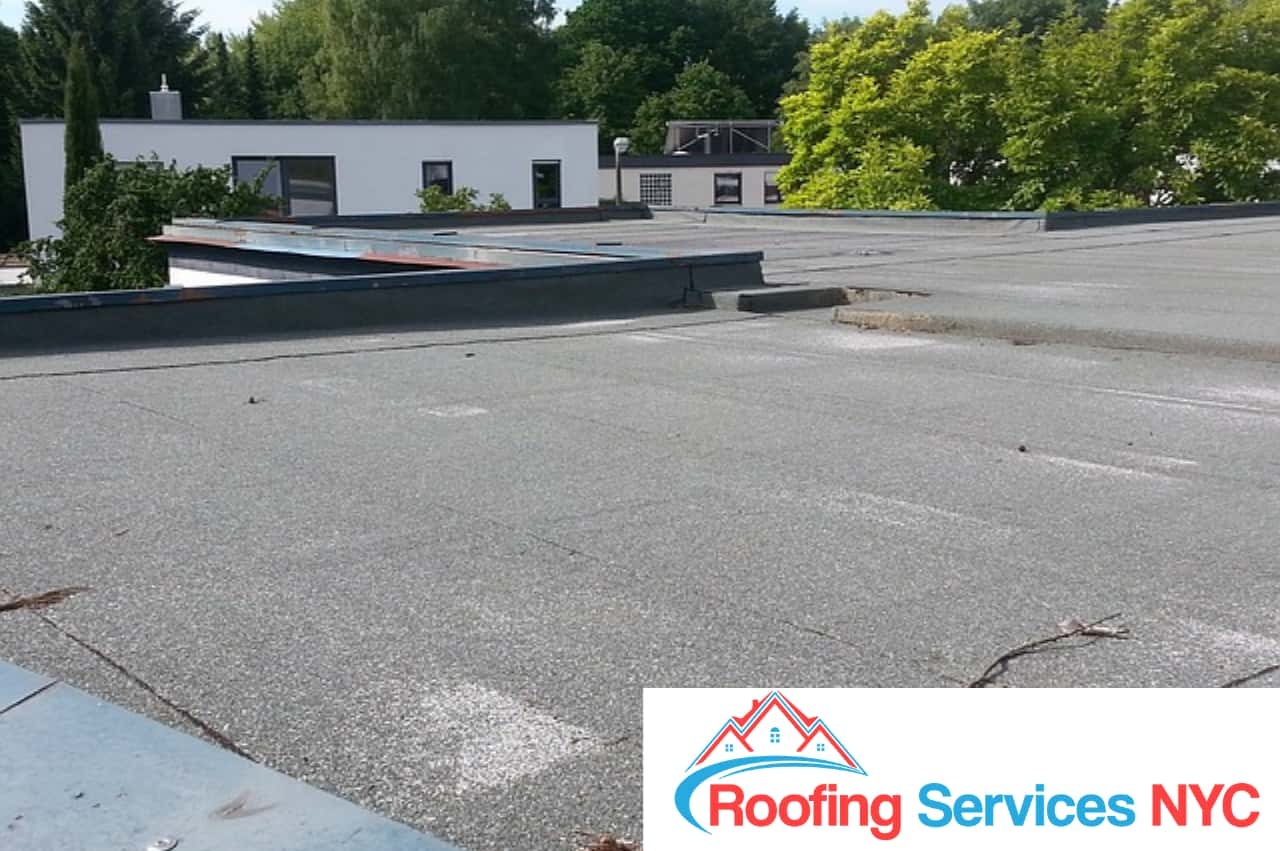 Flat Roofing Services in NY