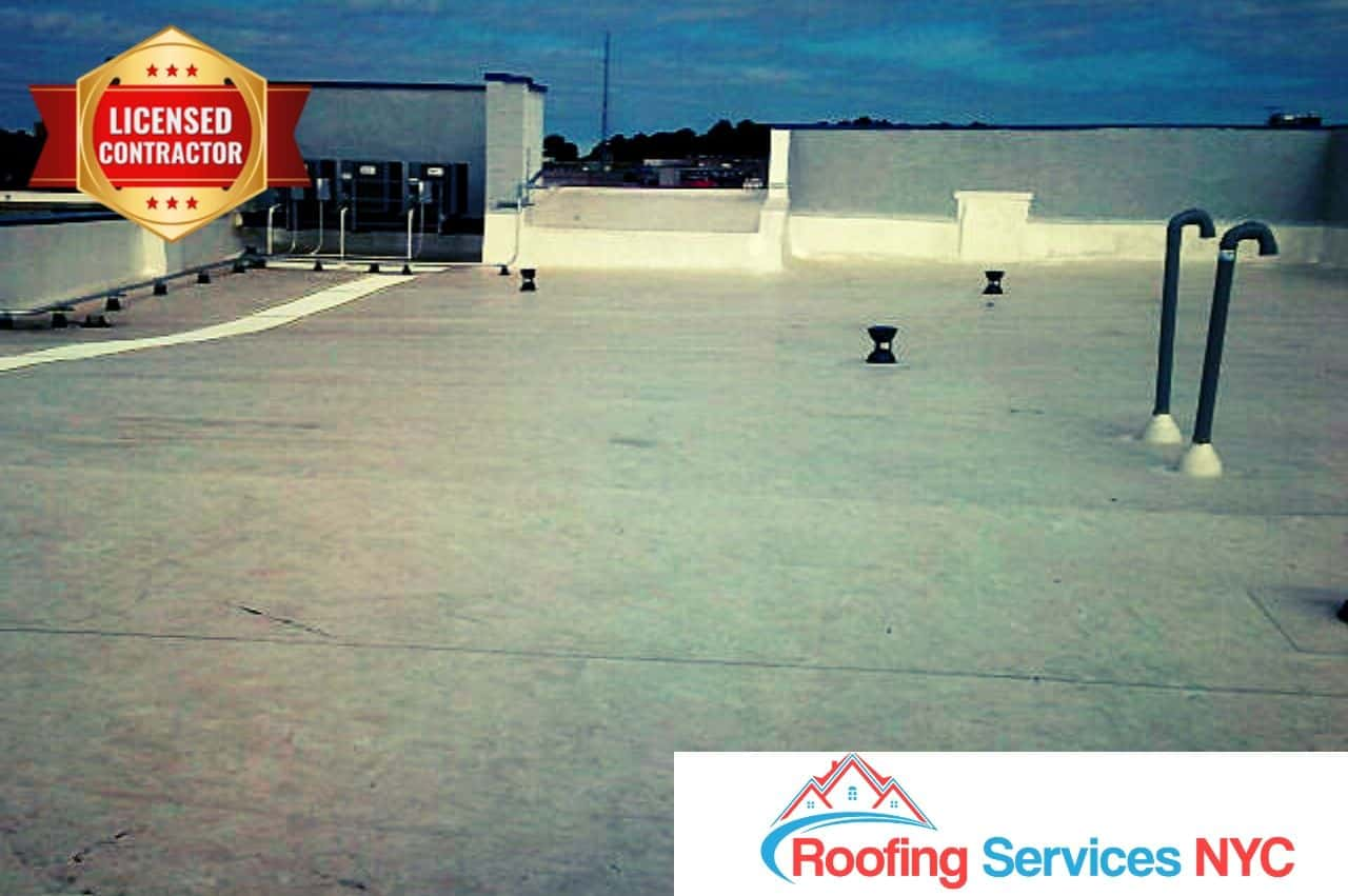 Flat Roofing Services NYC