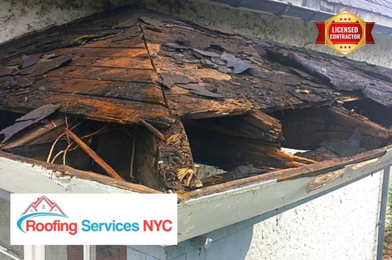 Emergency Roof Leak Repair NYC